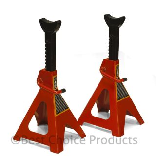 Ton Pair Jack Stand Cars Truck Auto Shop Supplies Car Lift Quantity
