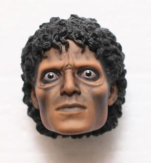HOT TOYS MICHAEL JACKSON MJ THRILLER 1 6 WERECAT WEREWOLF HEAD