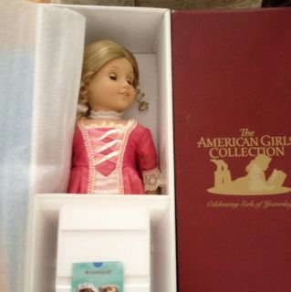 NEW American Girl ELIZABETH 18 DOLL without BOOK Felicitys Best Friend
