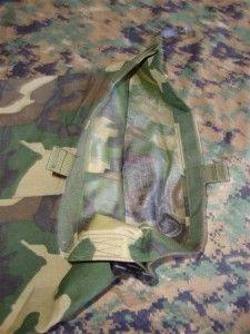 USMC Army Military Surplus Alice Utility NBC Cold War Era Stuff Sack