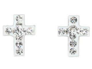 25.00 Betsey Johnson Pave Cross Stud Earrings $23.99 $26.00 SALE