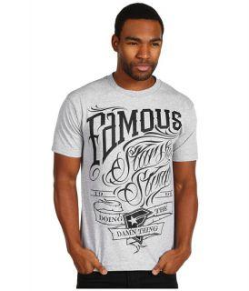 Famous Stars & Straps Fast Life Crest Tee $21.99 $24.00 SALE Famous