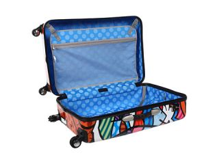 Heys Britto Collection   Blossom 30 Spinner Case