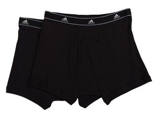 adidas Athletic Comfort ClimaLite® COTTON 2 Pack Boxer Brief