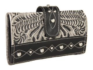 00 american west desert wildflower shoulder bag $ 178 00