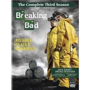 Breaking Bad Seasons 1 4 Holiday Christmas Bundle (DVD 4 Box Sets