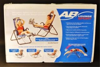 fitness quest ab machine