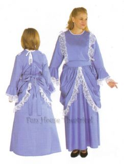 Martha Washington Abigail Adams Halloween Costume US History Dress