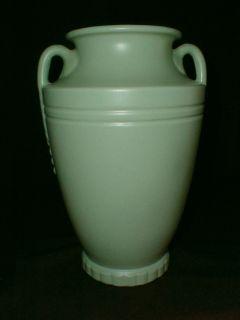 Abingdon American Art Pottery DELTA #104 Double Handled Urn Vase
