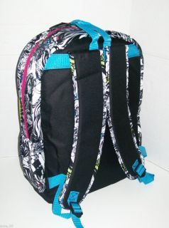 NWT Full Size MONSTER HIGH Skull BACKPACK & LUNCH BOX Book Bag