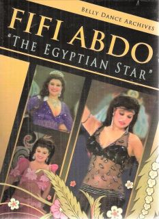 Fifi Abdo The Egyptian Star BellyDance Arabic Movie DVD