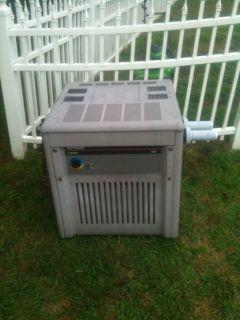 Series H300 Gas Pool Heater Below Ground or Above Ground Pool