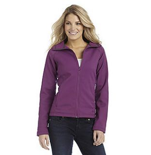 Columbia Womens Winter Ace Softshell Jacket Dark Orchid $90