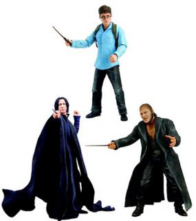 Harry Potter Deathly Hallows Series 1 Action Figure Set