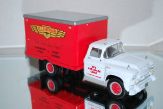 FIRST GEAR 1958 GMC  DELIVERY TRUCK DISPLAY PIECE MS