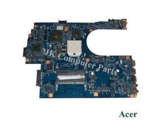 Acer Aspire 7551 AMD Laptop Motherboard S1 MB RCE01 001 MBRCE01001