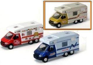 Diecast toy motor home rv camper van 138 # 986 G