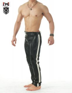 Squeeze Dog Latex Gummi Rubber Casual Active Pants Sailor Jeans