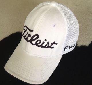 V1 Flexfit Hat White FJ FootJoy Tour Size ml Adam Scott Fresh