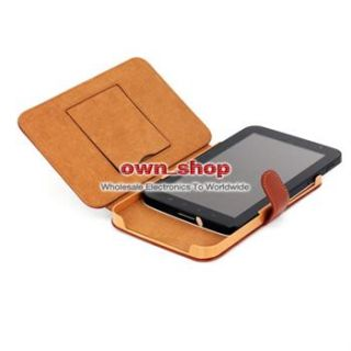 Yoobao Samsung Galaxy Tab P1000 Tablet Slim Leather Case Cover Stand 7
