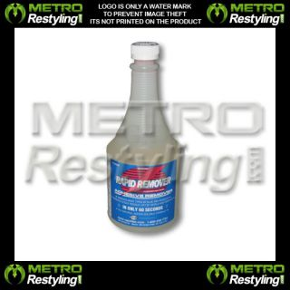 rapid remover adhesive remover for removing adhesives quickly without