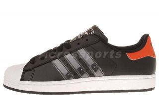 Adidas Originals Superstar II Is Black White Mens Casual Shoes G62848