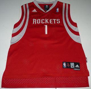 Adidas Tracy McGrady Houston Rockets NBA Basketball Youth Swingman