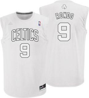 Rajon Rondo Adidas Boston Celtics NBA Youth Winter on Court 2012 2013
