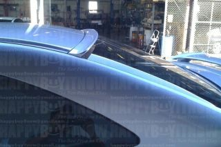 PAINTED Acura CSX Honda CIVIC COUPE 8 TH EXTREME ROOF SPOILER 06 12