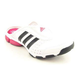 Adidas Zoe Mule White Sneakers Mules Shoes Womens 6