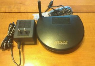 Advent wireless transmitter W Power Adapter For AW400 AW810 and 900