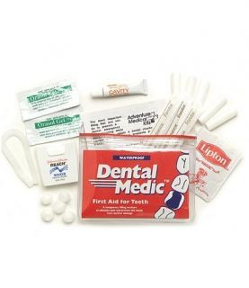 Dental Medic First Aid Kit by Adventure Medical Kits