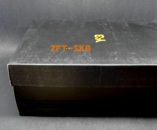 Adidas Y3 Yohji Yamamoto Hayworth Mid II 2 Black Orange