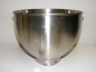 Kitchen Aid Replacement Mixer Bowl K 45 Classic Dough Hook Paddle Wire
