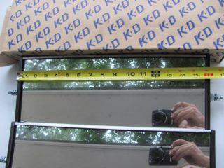 Large Mirrors Mack Volvo Semi Truck School Bus etc KD Tools