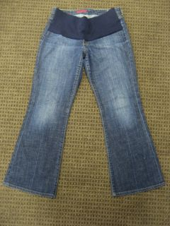 AG Adriano Goldschmied Maternity Jeans The Club Stretch Flare Jeans 29