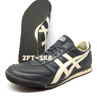 asics onitsuka tiger ultimate 81 brown off white mens