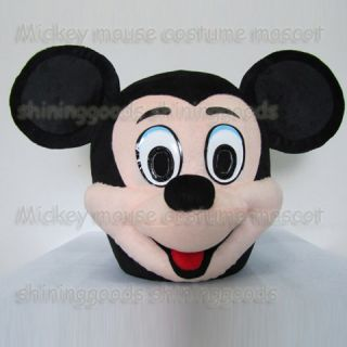 MICKEY MOUSE COSTUME MASCOT ADULT CARTOON COSTUME Animal Apparel