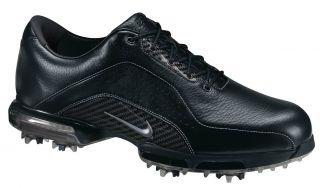 New in Box Mens Nike Zoom Advance Golf Shoes 11 5 Medium Black MSRP $