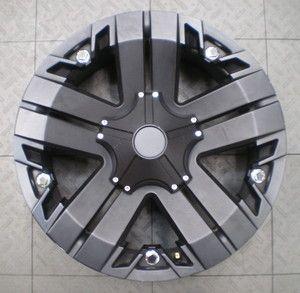 Tahoe Nissan Titan Toyota Tundra 20 Aftermarket Wheels Rims 4