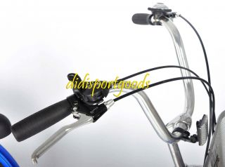 Brand New 24 Adult Tricycle Bicycle 6 Speed Trike 3 Wheels