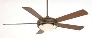 Minka Aire Como 54 Ceiling Fan Model F603 ORB in Oil Rubbed Bronze