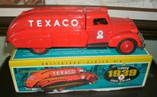 Ertl 1939 Texaco Dodge Airflow Truck Bank