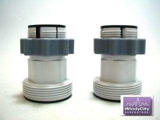 Intex Hose Adapter Conversion Kit 1500 2500 Filter Pump