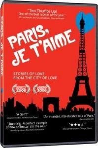 Paris Je Taime Means Paris I Love You A Love Story DVD 2007