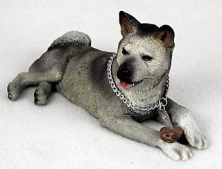 Akita Statue Figurine Home Yard Garden Decor Dog Products Dog Gifts