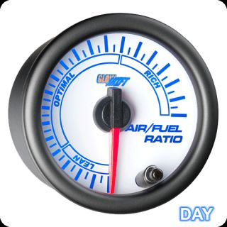 ford other replacement sensors white 7 color air fuel gauge