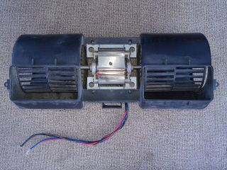 6Y73 SQUIRREL CAGE FAN FROM AIR PURIFIER 3 SPEED 120VAC 13 X 5 X 6