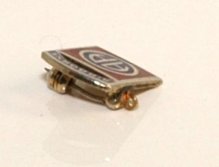 Sterling Silver Lovely Military Airborne Pin 1 4 grams 09136