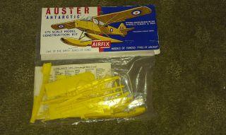 Airfix Vintage Auster Antarctic Type 2 Bagged kit